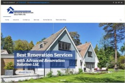 ADVANCED RENOVATION SOLUTION LTD.