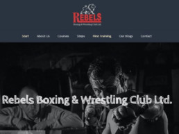 Rebels Boxing & Wrestling Club Ltd.