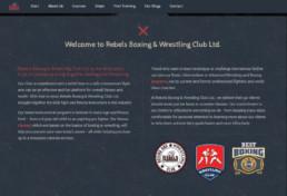 Rebels Boxing & Wrestling Club Ltd.