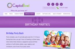 capbowl party