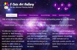 5 Cats Art Gallery