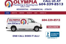 Olympia plumbing & heating ltd