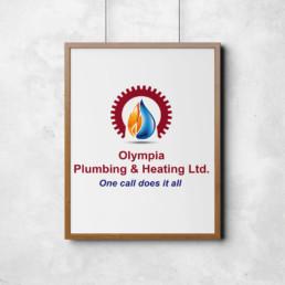 Olympia Plumbing Heating Ltd logo