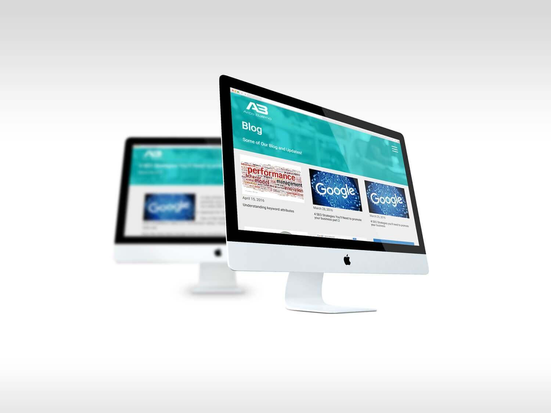 affordable web design services, ARCO BALENO Web Development